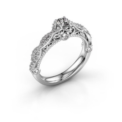Picture of Engagement ring Chantelle 585 white gold diamond 0.606 crt