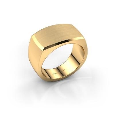 Heren ring Samuel 585 goud
