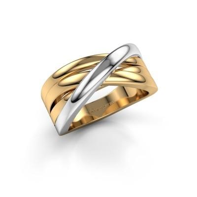 Foto van Ring Renna 1 585 goud