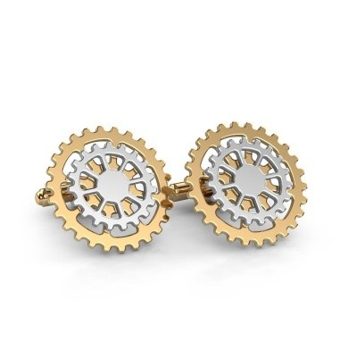 Picture of Cufflinks Jimmy 585 gold