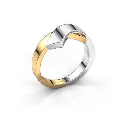 Ring Indy 585 goud