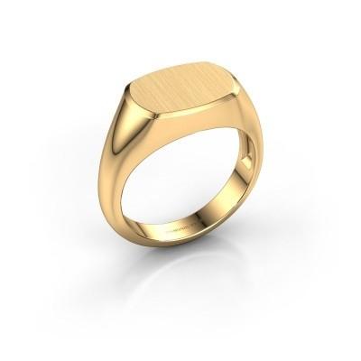Mannen ring Daan 585 goud