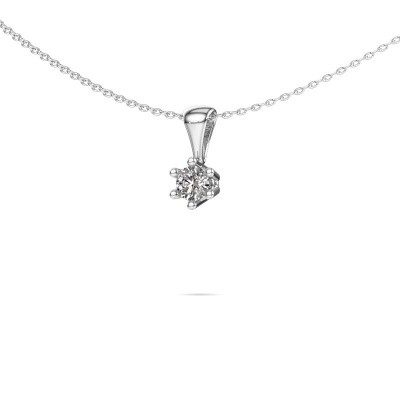 Picture of Necklace Fay 950 platinum diamond 0.25 crt