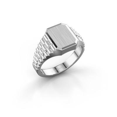 Foto van Rolex stijl ring Erik 1 950 platina