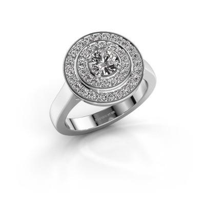 Picture of Ring Alecia 1 585 white gold diamond 0.60 crt