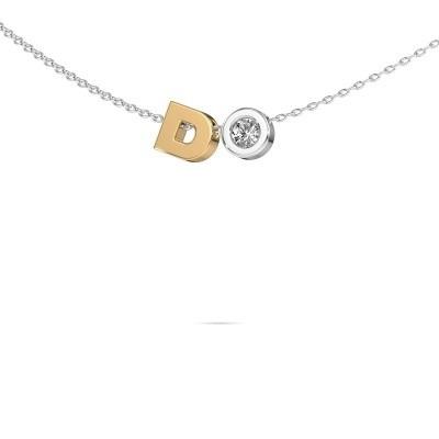 Letter hanger Initial 030 585 goud