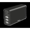 Afbeelding van Trust | 5-poorts USB ultrasnelle oplader voor smartphones & tablets