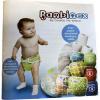 Afbeelding van Bambinex® | Compleet pakket wasbare luiers | Extra Inleggers | Fleecedoekjes | Inlegvellen | tas