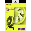 Afbeelding van Trust Ventu USB Cooling Fan - yellow 22745