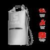 Afbeelding van Trust Palma Waterproof Bag (15L) - grey 22831