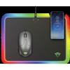 Afbeelding van TRUST GXT 750 QLIDE | Gaming Muismat met Draadloos QI Opladen