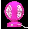 Afbeelding van Trust Ventu USB Cooling Fan - pink 22582