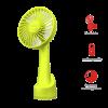 Afbeelding van Trust Oplaadbare, draagbare koel-fan met compacte bureaustandaard 23118