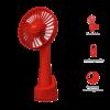 Afbeelding van Trust Ventu-Go Portable Cooling Fan – red 23117