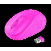 Afbeelding van Trust Primo Wireless Mouse - neon pink 21923