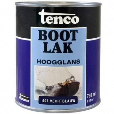 Tenco Bootlak Vechtblauw