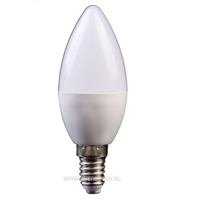 Ledlamp Kaars C35 3W E14