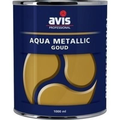 Foto van Avis Aqua Metallic Goud