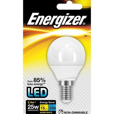ENERGIZER LED LAMP 25W E14