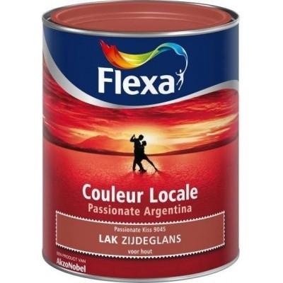 Foto van Flexa Couleur Locale Lak Passionate Argentina