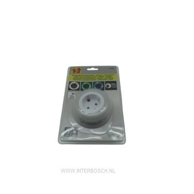 Nachtlamp Led Sensor Multicolor + Stopcontact