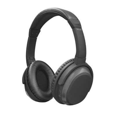 Trust Paxo Bluetooth Wireless Headphones with Active Noise Cancelling 22451