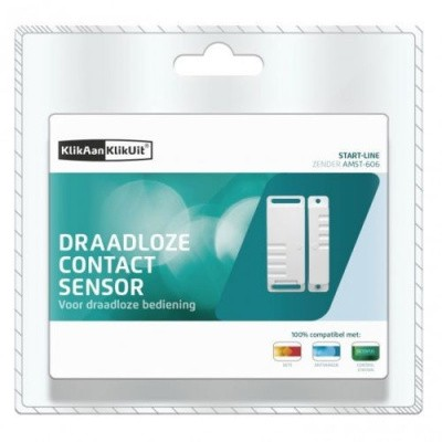KlikAanKlikUit Draadloze Contactsensor - AMST-606