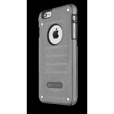 Foto van Trust Endura Grip & Protection case for iPhone 6 Plus - silver 20343