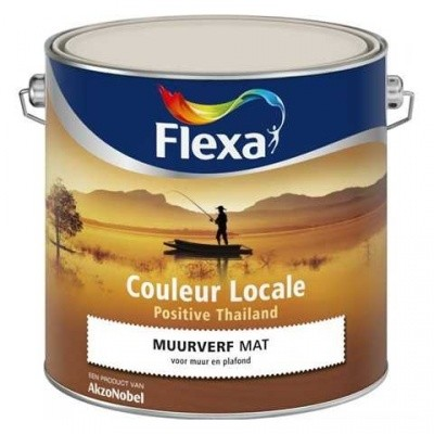 Flexa Couleur Locale Muurverf Positive Thailand