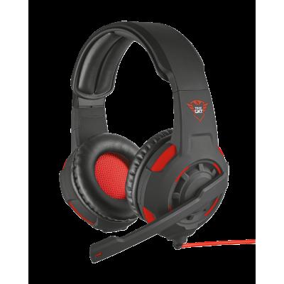 Trust GHS-304 | Gaming Headset | Headset met microfoon | Zwart