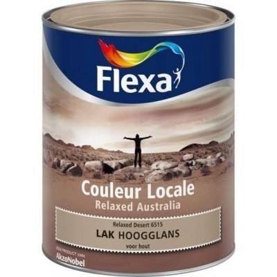 Foto van Flexa Couleur Locale Lak Relaxed Australia