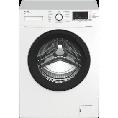 Foto van Beko wasmachine 8 KG vrijstaand | Typenr. WML81434EDR1