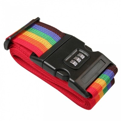 Kofferspanband Cijferslot