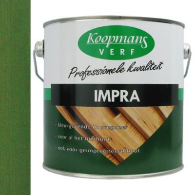 Foto van Koopmans Impra Groen 2,5L