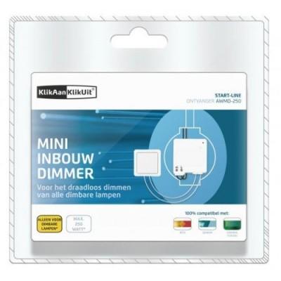 KlikAanKlikUit Mini Inbouwdimmer multi - AWMD-250