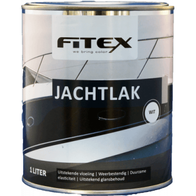 Fitex Jachtlak Blank 1L