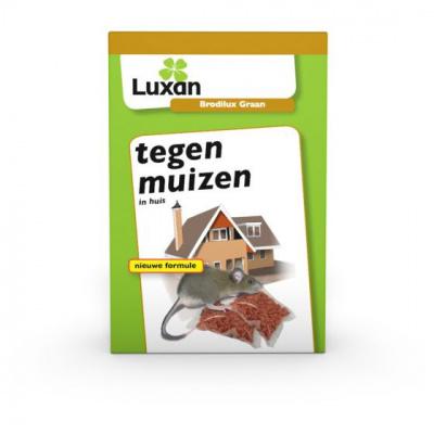 Muizengif Luxan Brodilux Graan