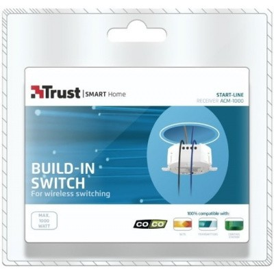 Foto van Trust ACM-1000 Wit Smart Home Light Controller