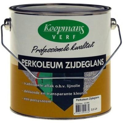 Koopmans Perkoleum Zijdeglans Antiekgroen 2,5L