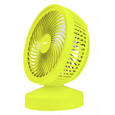 Foto van Trust Ventu USB Cooling Fan - yellow 22745