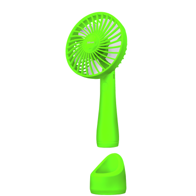 Foto van Trust Ventu-Go Portable Cooling Fan – green 23113
