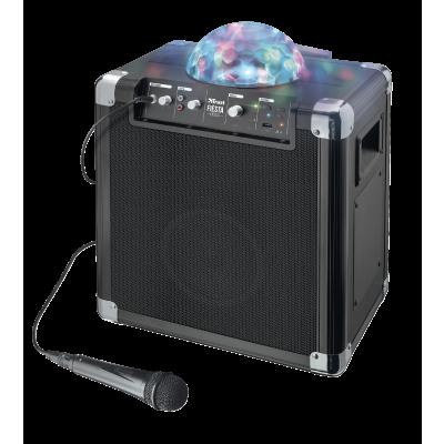 Trust Urban Fiësta Disco - Bluetooth Speaker - Zwart