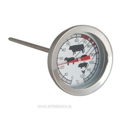 Foto van Vleesthermometer