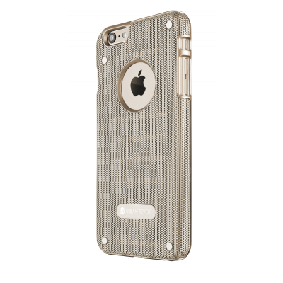 Foto van Trust Endura Grip & Protection case for iPhone 6 Plus - gold 20344