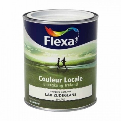 Foto van Flexa Couleur Locale Energizing Light Ireland