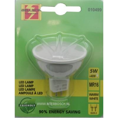 Led Lamp MR16 5W 12V