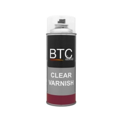 BTC Deco Spray Blanke Lak