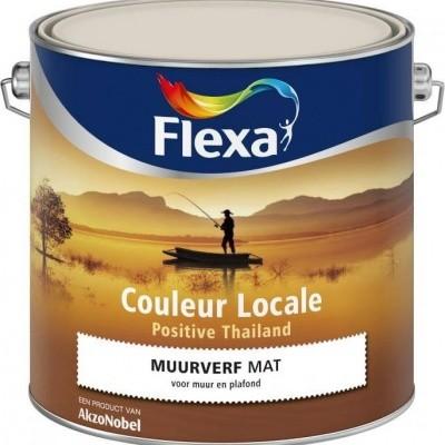 Foto van Flexa Couleur Locale Muurverf Positive Thailand