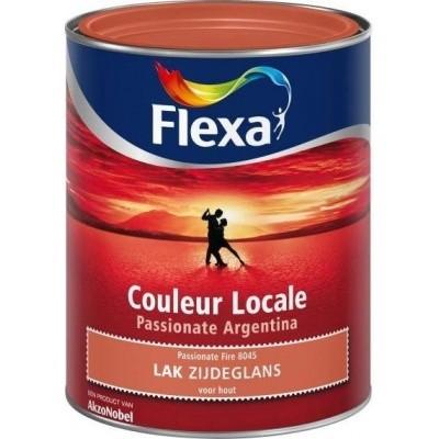Flexa Couleur Locale Lak Passionate Argentina