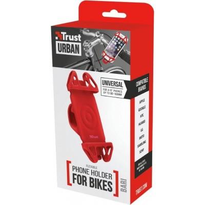 Trust 22494 houder Fiets, Motorfiets Rood Passieve houder